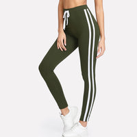 Army Stripes Leggings