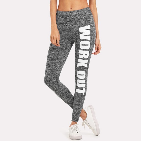 Work Out Inspiration Leggings
