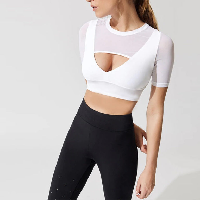 Energy Boost Crop Top