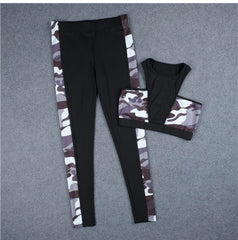 Fit Camouflage Set