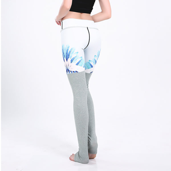 Air Floral Workout Leggings