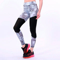 Electricity Ray Leggings