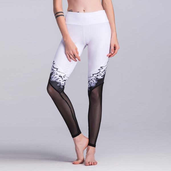 Mesh Boost Leggings
