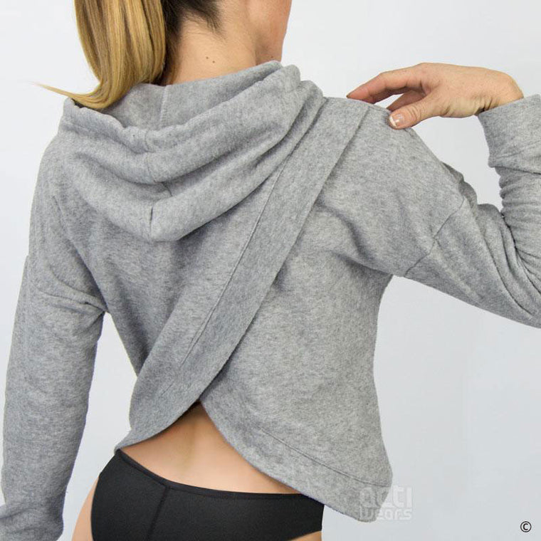 Fitness Lux Pullover
