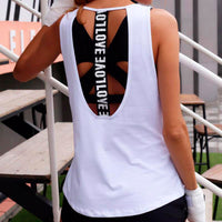 Love Workout Tank Top