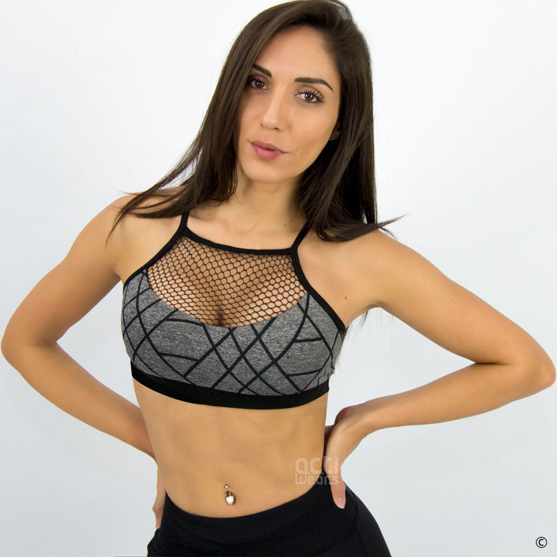 Lux Fierce Top