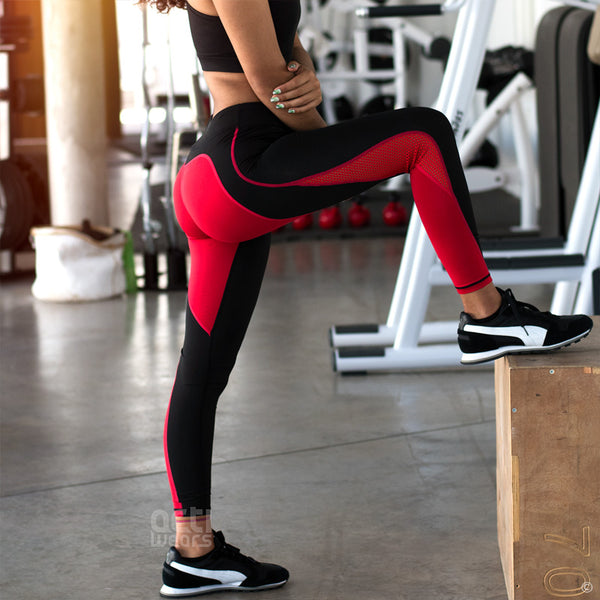 Power Heart Leggings