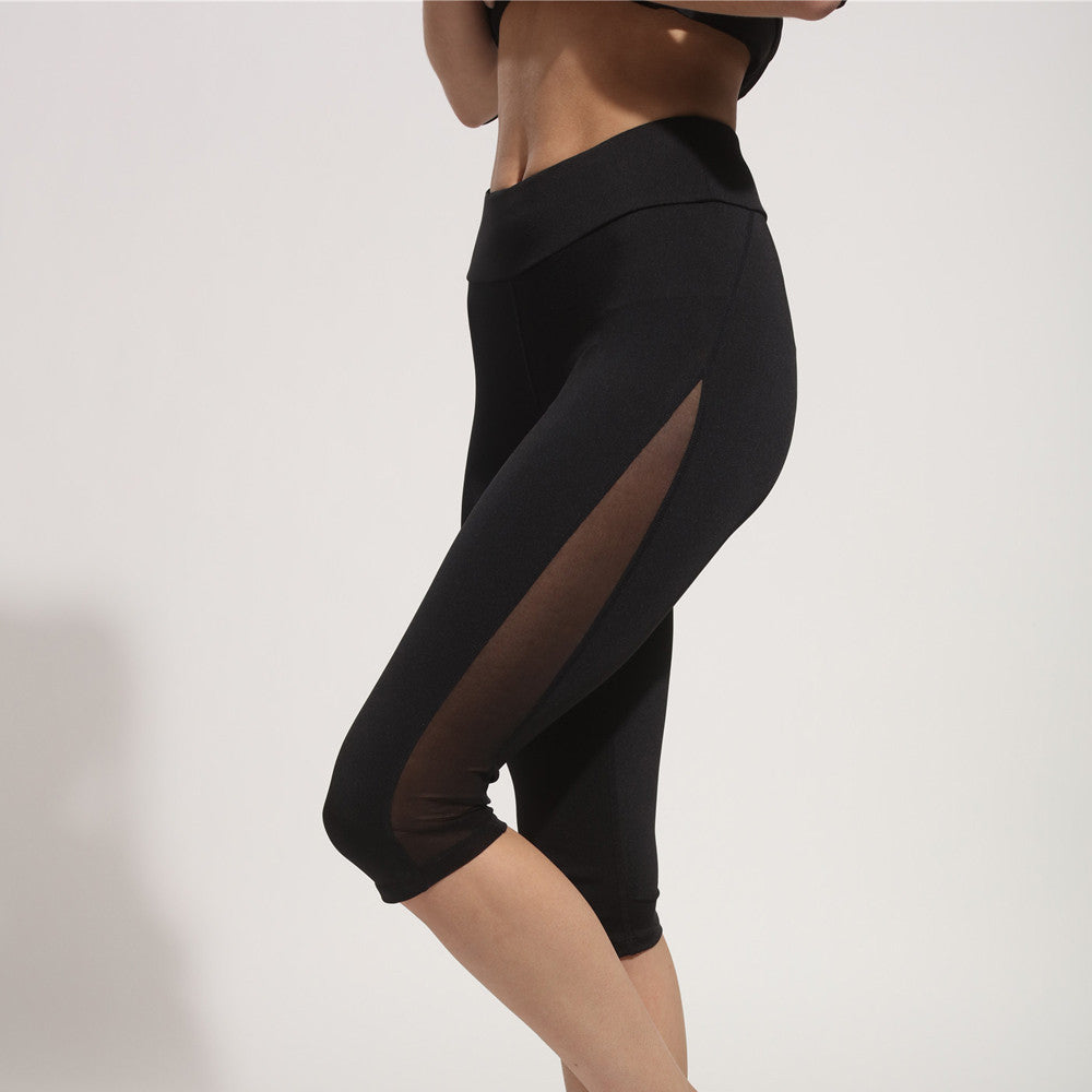 Athletic Biker Leggings