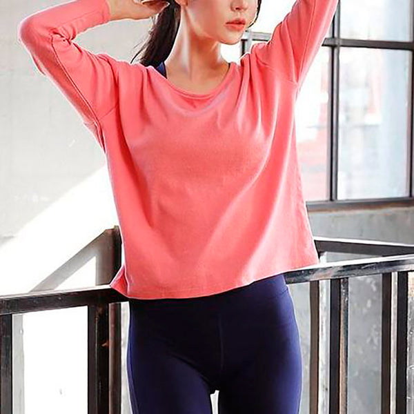 Yoga Lux Pullover