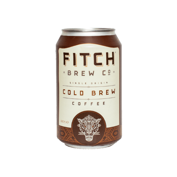 FITCH Cold Brew - 330ml - FITCH Brew Co
