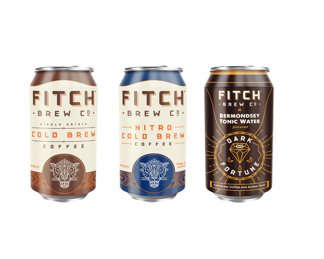 Pre-order: FITCH Multipack; Still, Nitro & Dark Fortune