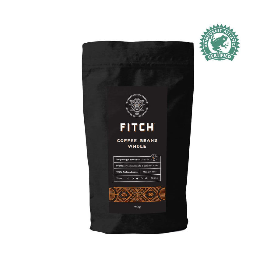 Cold Brew Coffee - Fitch Brew Co