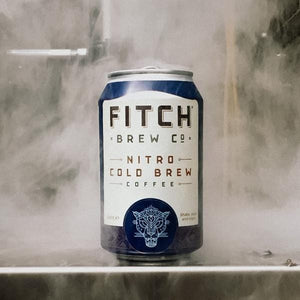 FITCH Nitro Cold Brew - 280ml - FITCH Brew Co