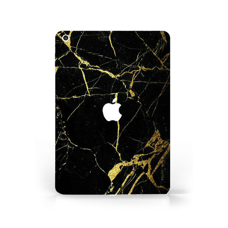 Nero Black Marble iPad Skin