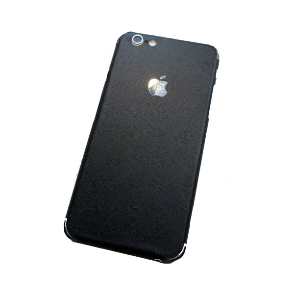 Full-Body Wrap Skins for iPhone - Black