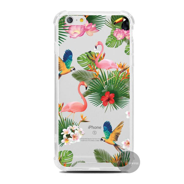 Flamingo Samsung Case