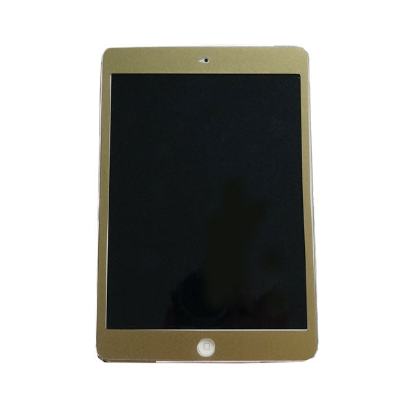 Full-Body Wrap iPad Skin - Gold