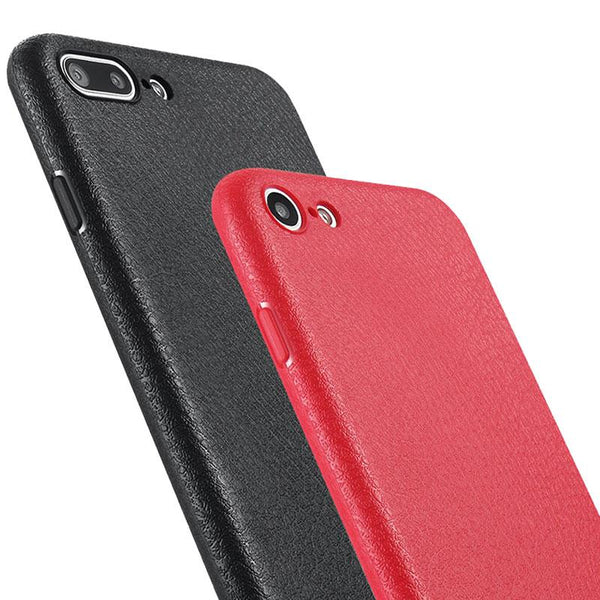 Red Leather Case for Samsung - Coco and Toffee
