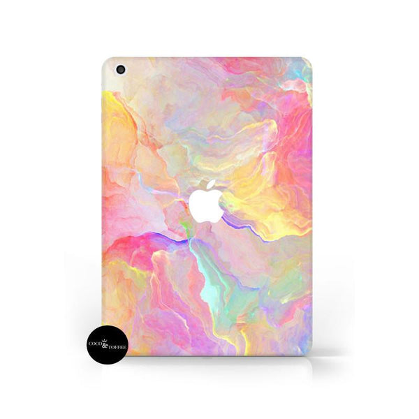 Pastel Bomb iPad Skin - Coco and Toffee