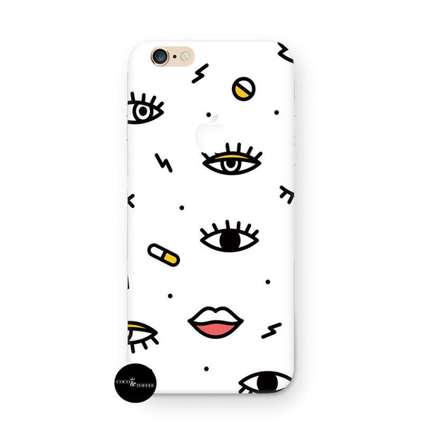 EyeSeeYou iPhone Skin - Coco and Toffee