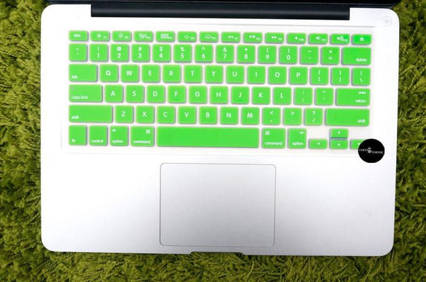 Green Keyboard Protector - Coco and Toffee