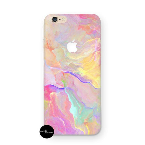 Pastel Bomb iPhone Skin - Coco and Toffee