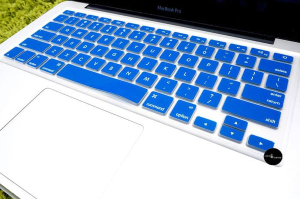 Royal Blue Keyboard Protector