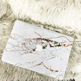 Italian Gold Marble MacBook Skin