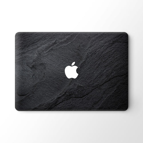 Black Slate MacBook Skin - Coco and Toffee