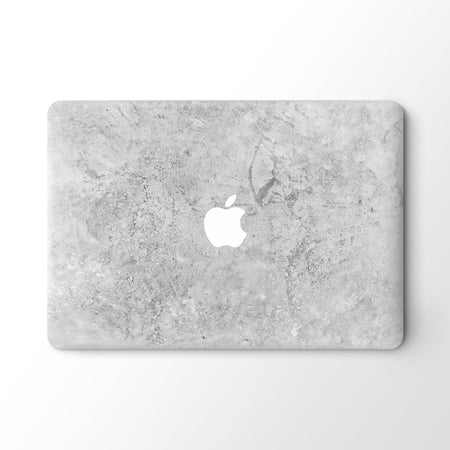 Ancient Black Marble MacBook Skin