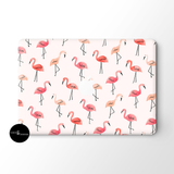 Flamingos MacBook Skin - Coco and Toffee