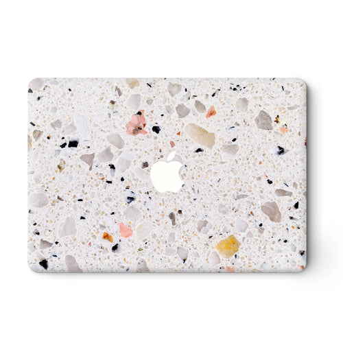 Stone Chips MacBook Skin - Coco and Toffee