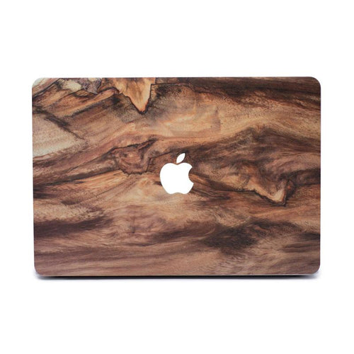 Wood Chuck MacBook Skin - Coco and Toffee