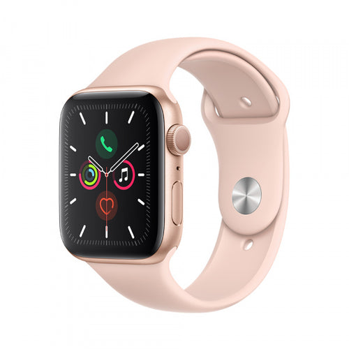 Apple Watch S5 GPS (Pink Sand Sport Band)
