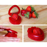 Strawberry Easy Leaf Remover + Slicer AWESOME BUNDLE