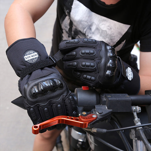 Winter Motorcycle Gloves - Super Warm!