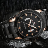 Luxury Full Steel Watch