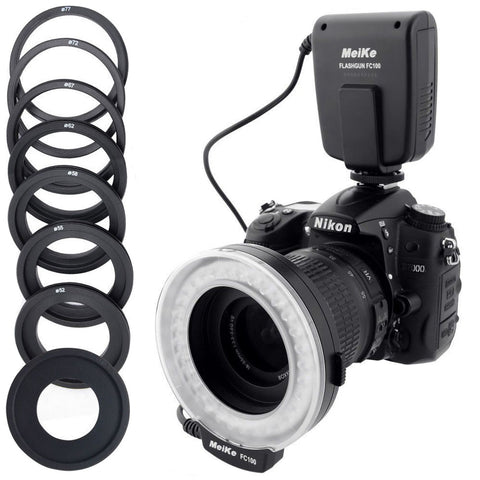 LED Macro Ring Flash