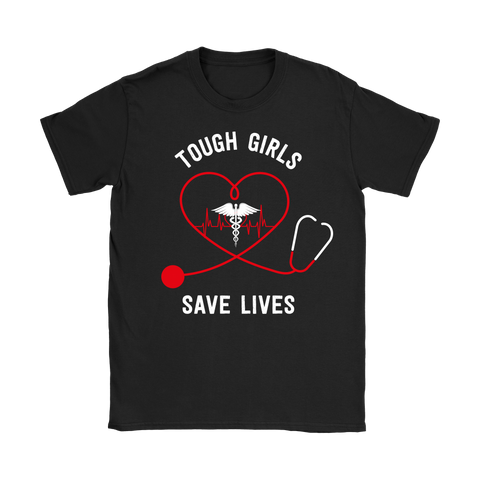 Tough Girls Save Lives