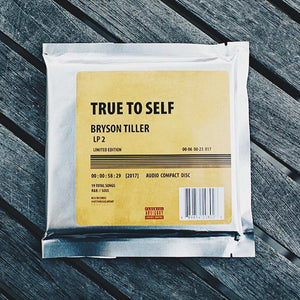 'True To Self' CD + MP3
