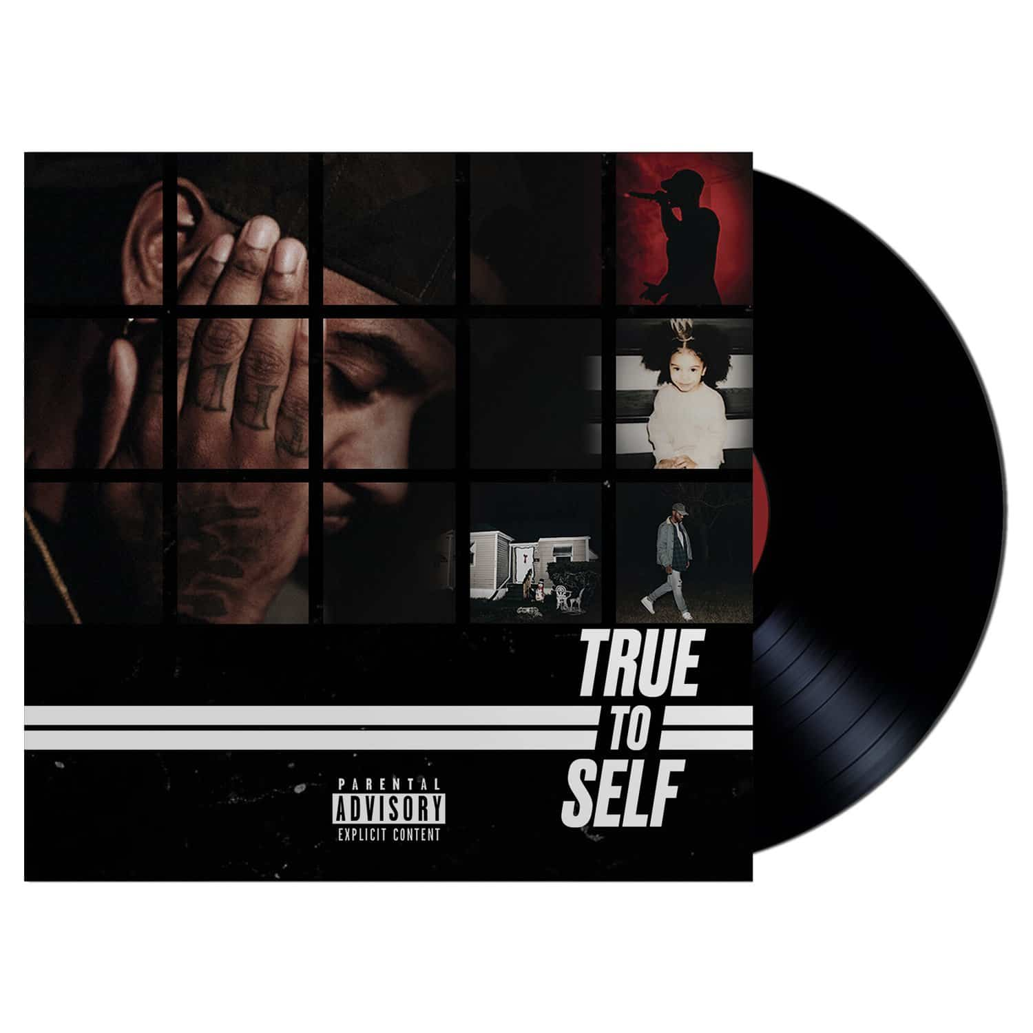 "'True To Self' 2 x 12"" Vinyl LP + MP3 - PREORDER (SHIPS 11/03)"