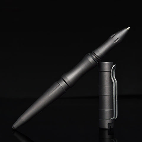 New Style Self Defense Personal Safety Tactical Pen Pencil With Writing Function Tungsten Steel Head