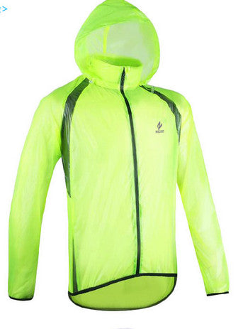 ARSUXEO LATEST LIGHTWEIGHT UNISEX WATERPROOF JACKET