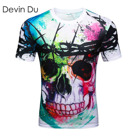 Devin Du Brand 3d Animation Tee Shirt