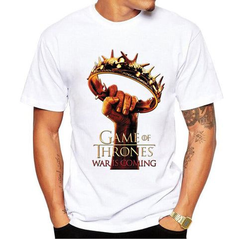 Game of Thrones The North Remembers Blood Wolf T-Shirt 2017