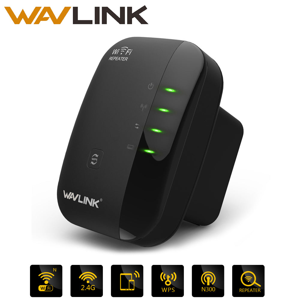 Wavlink N300 Wifi Repeater/Router/Acess point AP 300Mbps wifi signal amplifier wireless Signal Booster Extender 802.11n/b/g WPS
