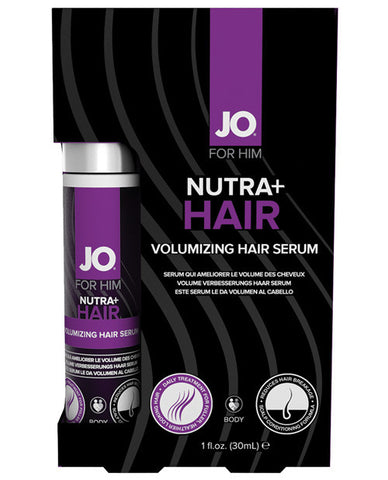 Jo Nutra Hair Volumizer Serum For Men - 1 Oz