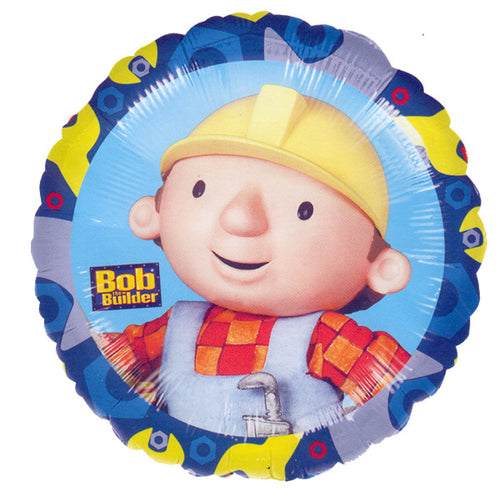 Foil Balloon - Bob the Builder