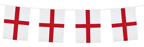 St. George Flag Bunting