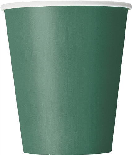 Forest Green Cups
